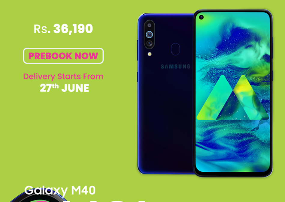 Samsung Galaxy M40 launched | Best of M Series | Pre-Order Begins in Nepal