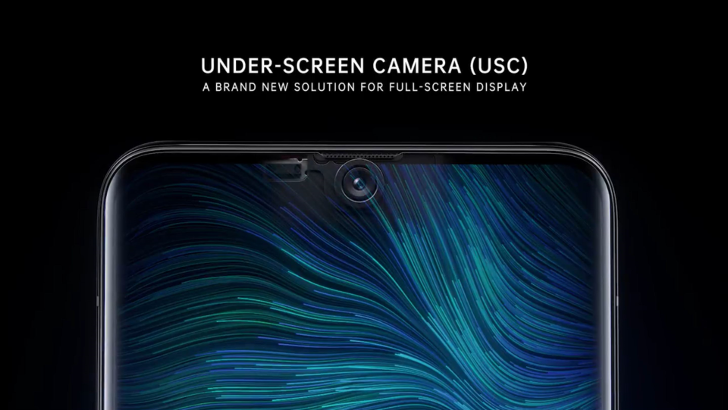OPPO Unveils Under-Screen Camera and MeshTalk at MWC Shanghai 2019