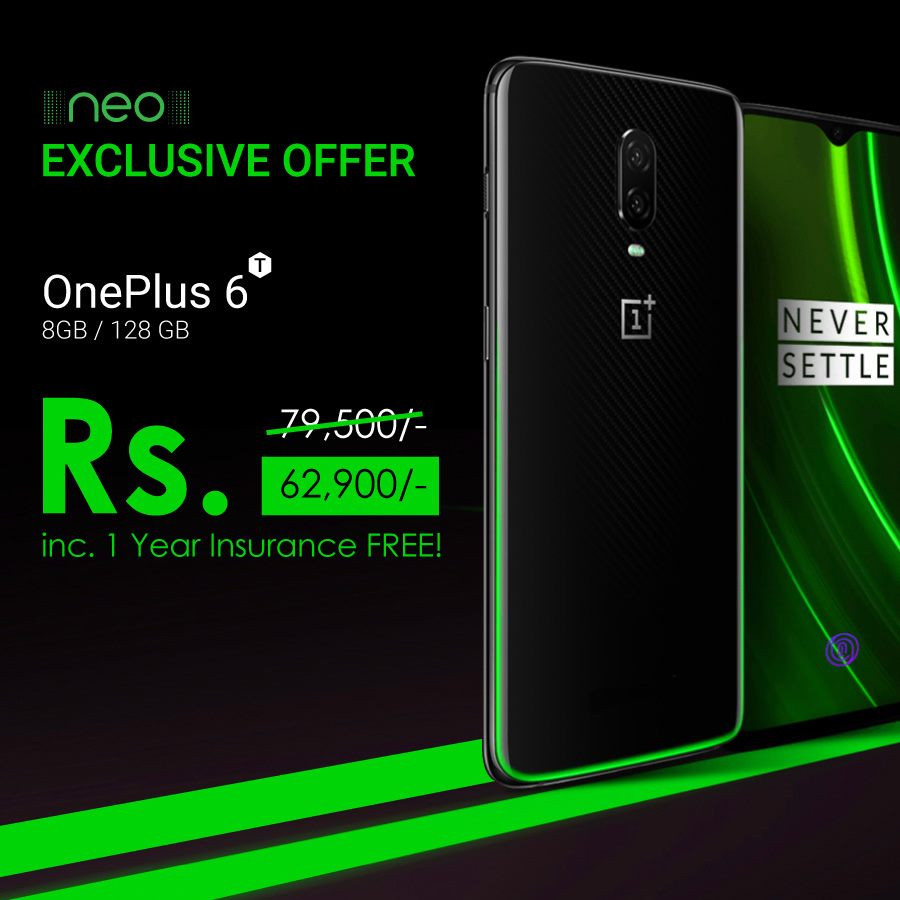 OnePlus 6T Price in Nepal | Still a Decent Flagship
