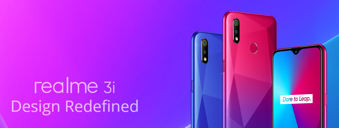 Realme 3i Launched | One of the Best in Entry-Level Segment