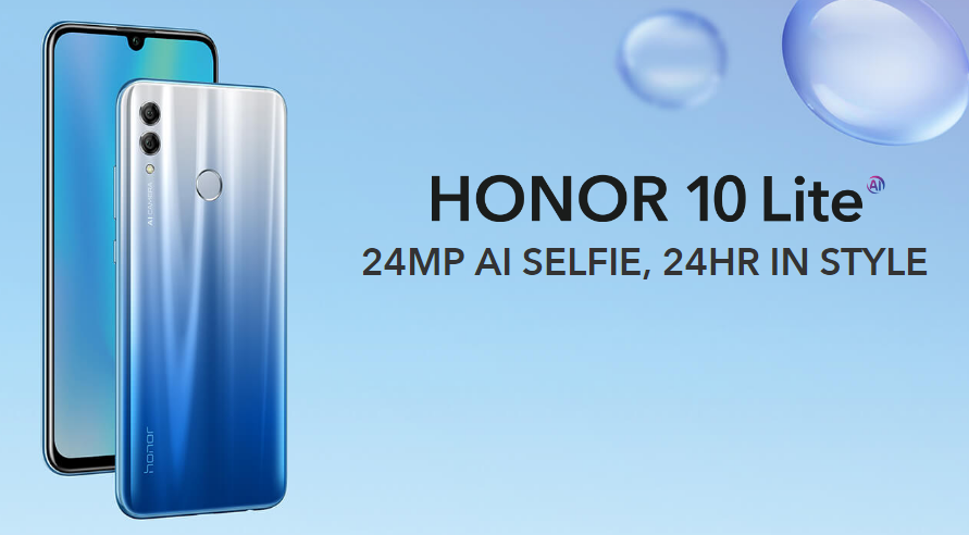 Honor 10 Lite receives Price Cut in Nepal | Updated Price in Nepal