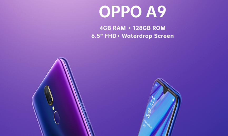 Oppo A9 with 4020mAh Battery, 4GB RAM launched | Price In Nepal