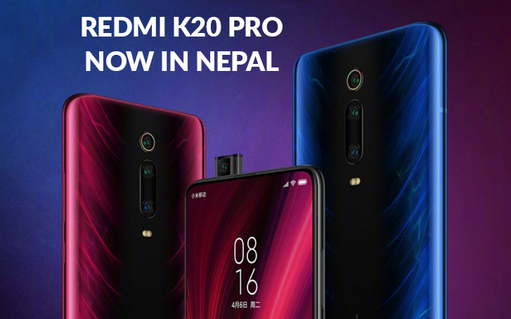 Xiaomi Redmi K20 Pro Launched in Nepal at an Amazing Price | Flagship Killer of 2019