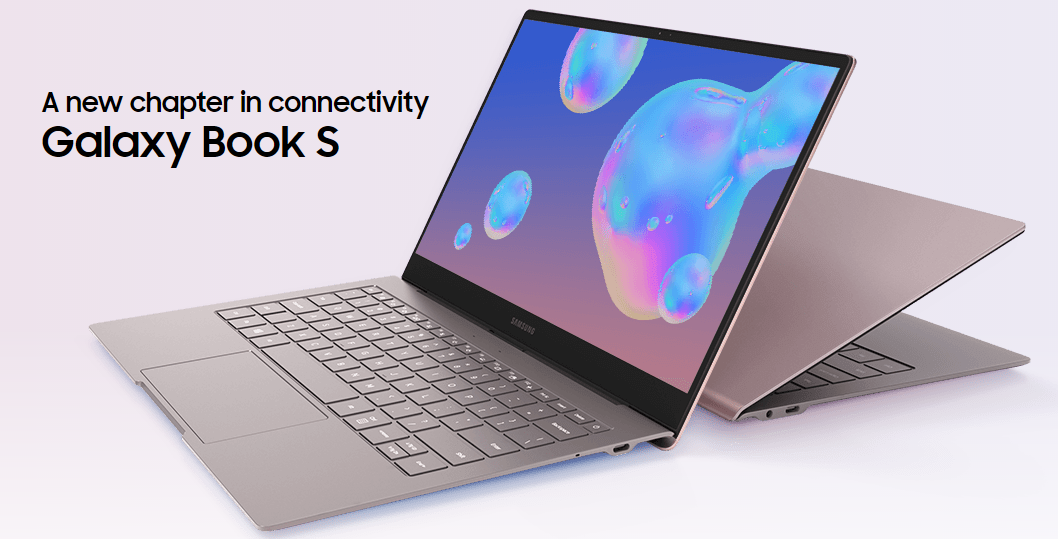 Samsung Galaxy Book S Launched with Snapdragon 8cx Chipset, 23 hours Battery Life