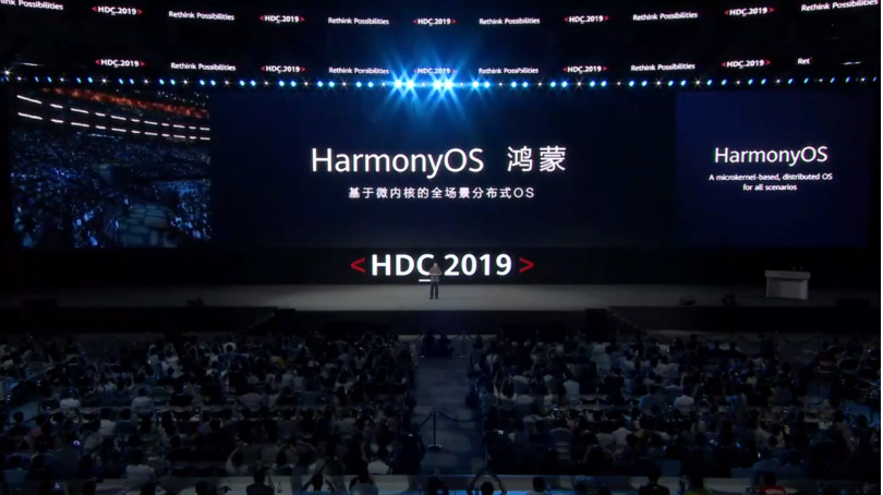 Huawei unveils HarmonyOS in HDC 2019, says it's Ready for Phones