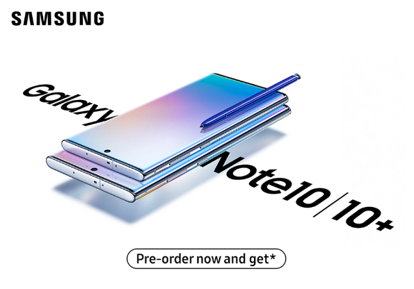 Samsung Launches Note 10 and Note 10 Plus Pre-Order Started In Nepal | Price above Rs.1 Lakh