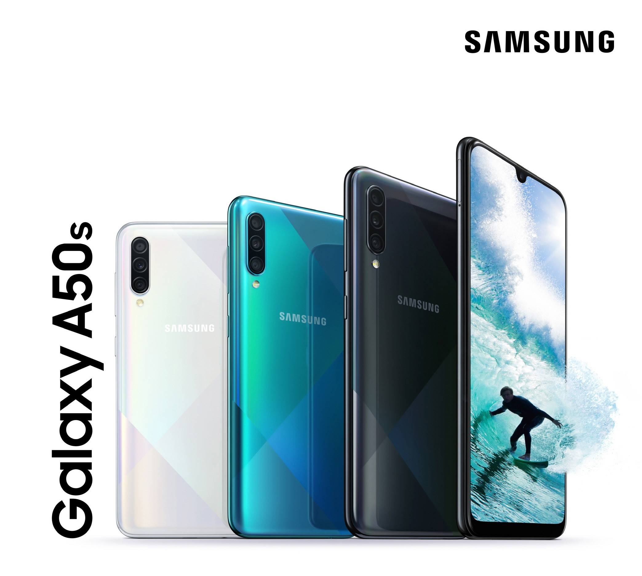 Samsung Announced Galaxy A50S | Small Upgrade on Galaxy A50