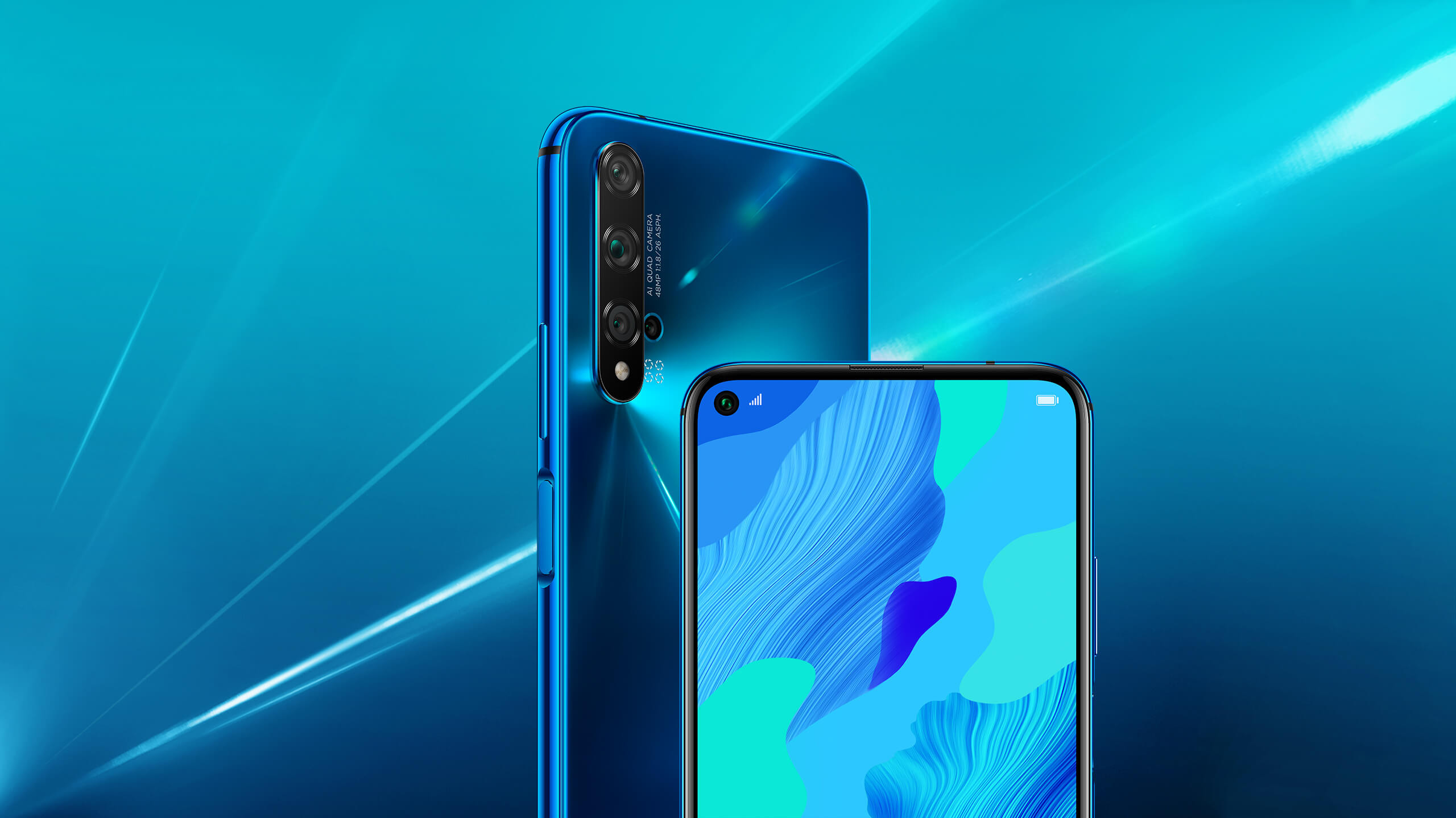 Huawei Nova 5T Launched in Nepal | Quad Camera with Kirin 980