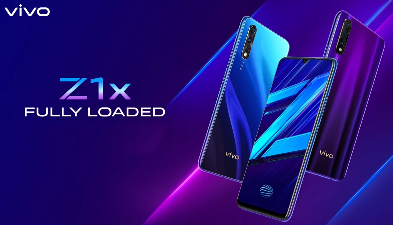 Vivo Z1x Launched | An Affordable Device from Vivo under Z-Series