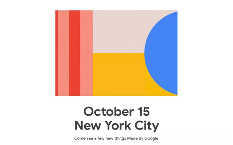 Google Pixel 4 & Pixel 4 XL Launch Date Announced | Google Sends the Invitation to the Media