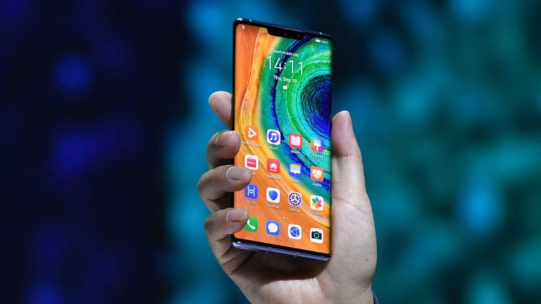 Huawei Launches Mate 30 and Mate 30 Pro: Powerful Device without Google Play Services