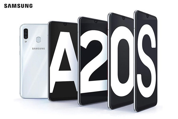 Samsung Galaxy A20s Launched in Nepal with 6.5-inch Infinity-V Display and Triple Rear Camera