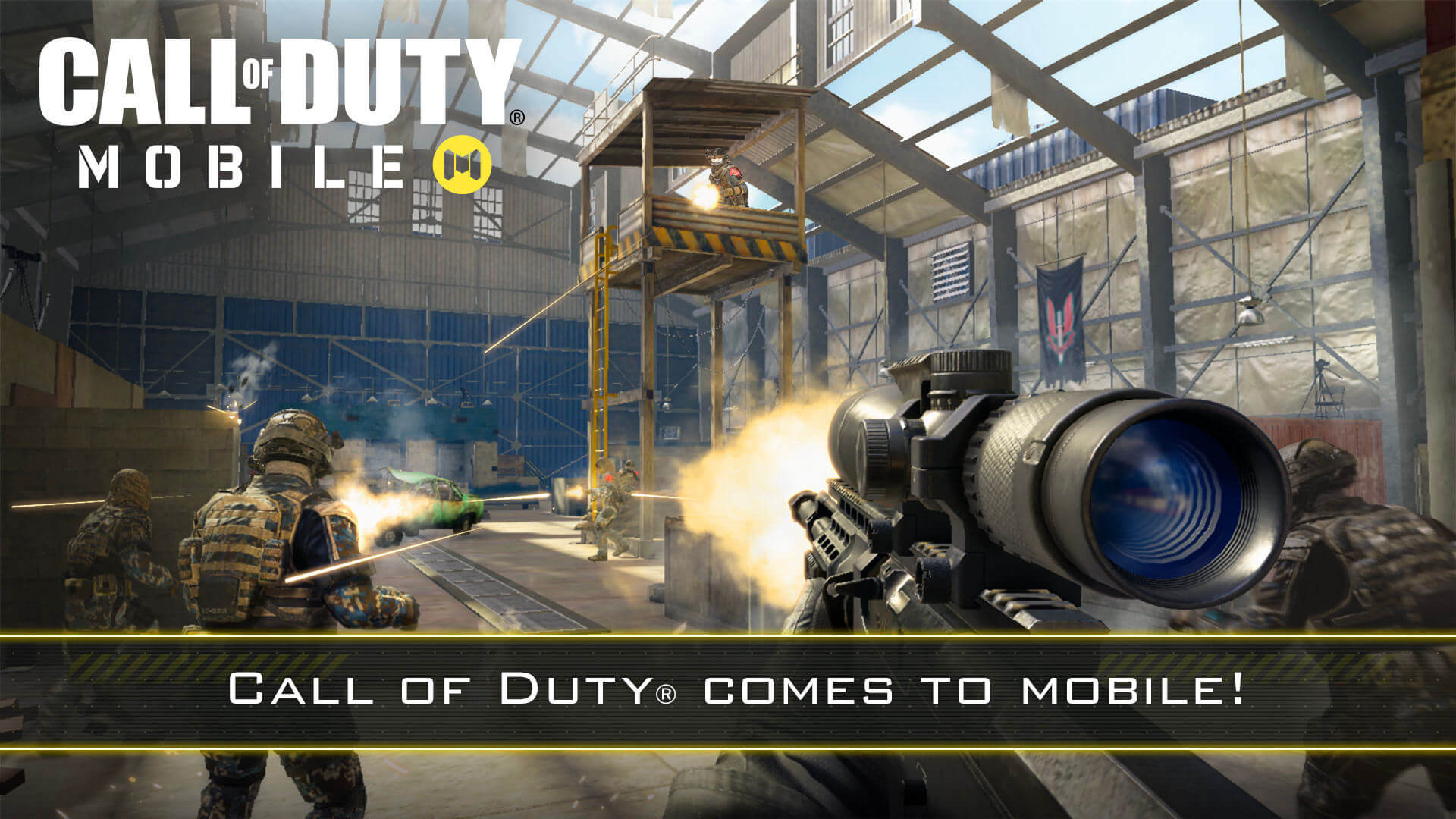 'Call of Duty' is finally Available on Android and iPhones | Competitor to PUBG?