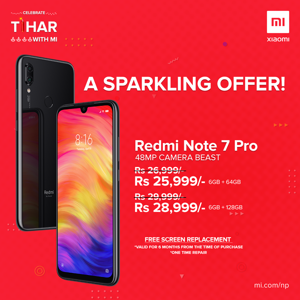 Xiaomi Redmi Note 7 Pro in Nepal | Best Phone at Suprising Price