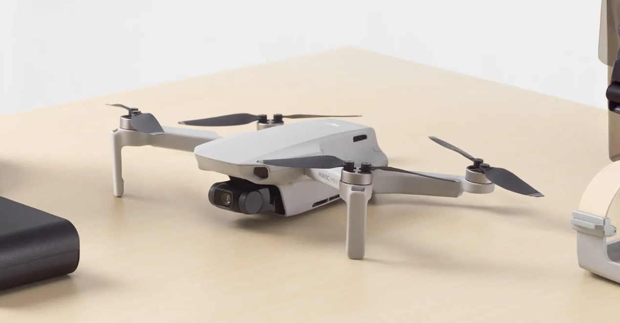 DJI Mavic Mini: Lightweight, and Portable Drone with 30 Minutes of Flight Time