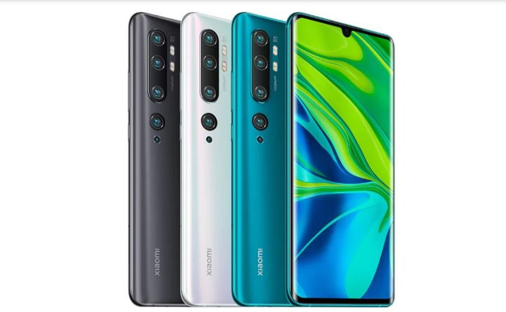 Xiaomi Launches Mi CC9 Pro with Penta Camera Setup that has Highest DxO Mark