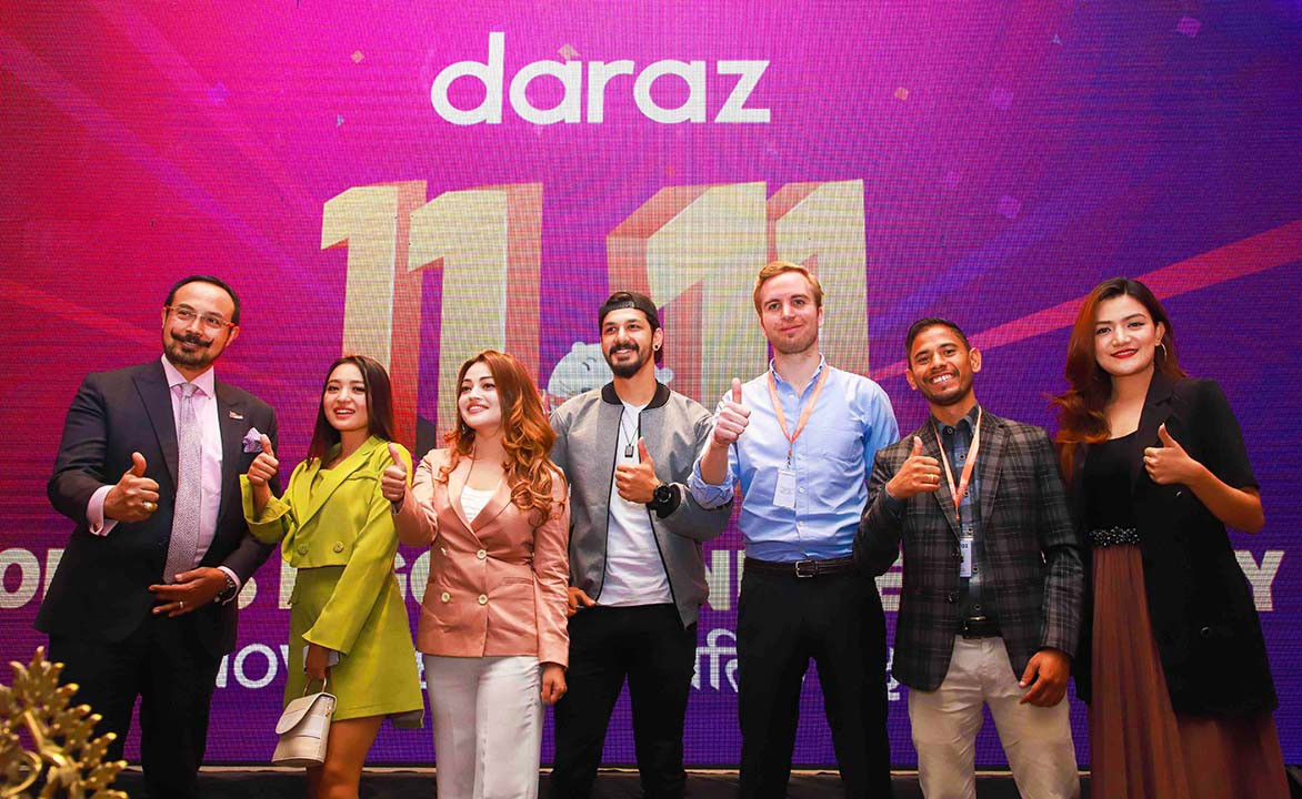 Daraz is back with the World's Biggest Online Sale Day with More than 3 lakh Discounted Product