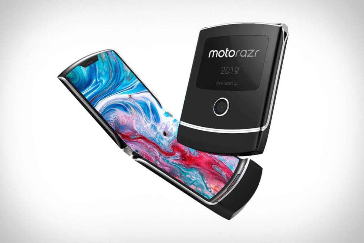 Moto Razr 2019 with Folding Display Launched | Feeling Nostalgic  !