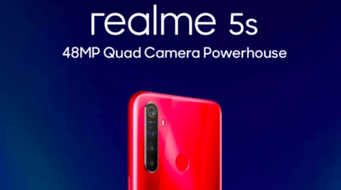 Realme 5s Announced | Launching on November 20