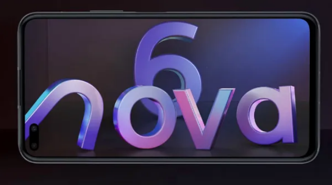 Huawei Nova 6 Launching on December 5 | Punch-Hole display and 5G Connectivity