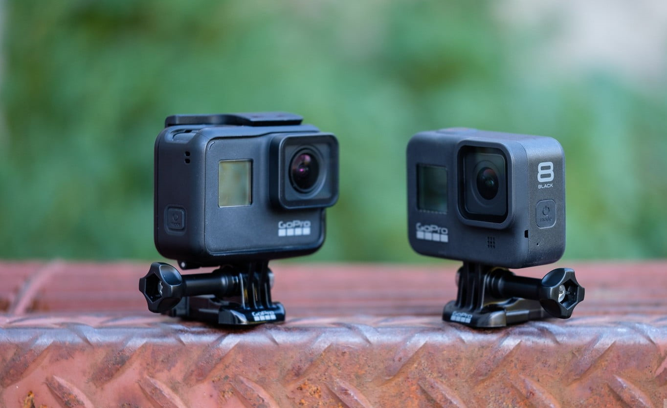 GoPro Hero 8 Available in Nepal: Change Your Way of Capturing Moments