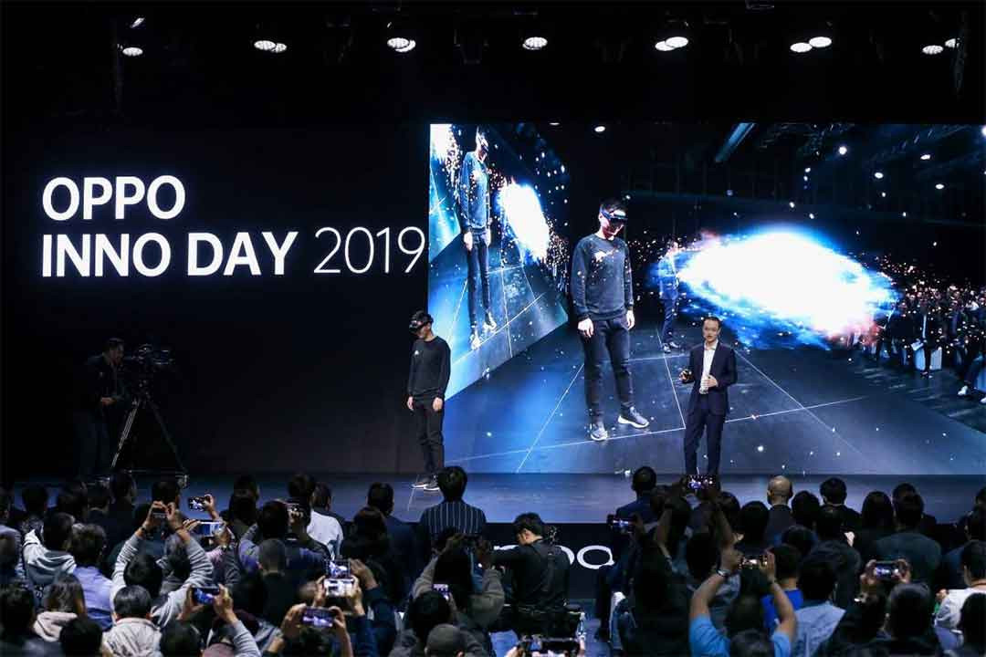 OPPO Plans to Invest $7bn R&D! 5G, SmartDevices, CPEs, AI, Cloud and More