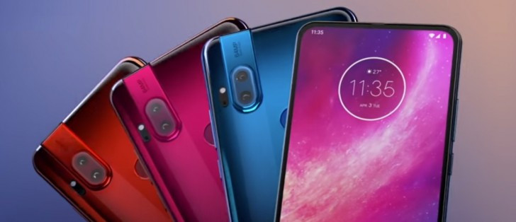 Motorola One Hyper unveiled with 64MP Main, 32MP Pop-up Selfie Camera