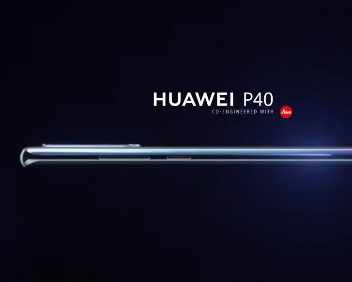 Huawei P40 Pro to feature a Curved 6.57