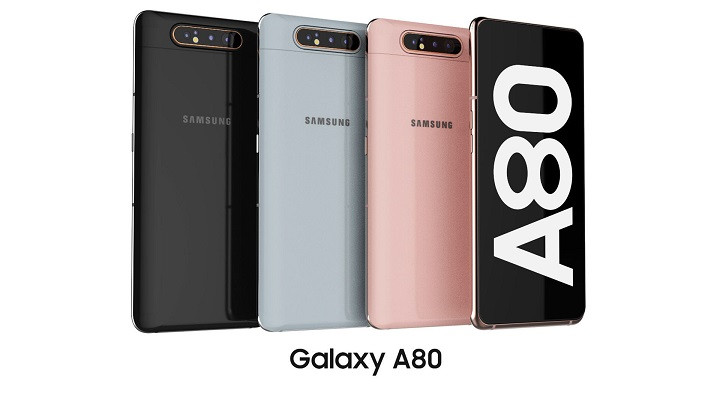 Samsung Galaxy A80 Price in Nepal   Latest and Updated