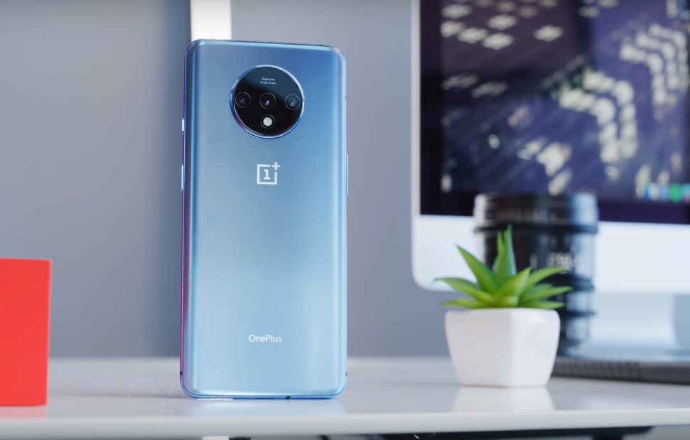 OnePlus 7T Launched in Nepal: Circular Camera, Snapdragon 855+, 30W Warp Charging and More