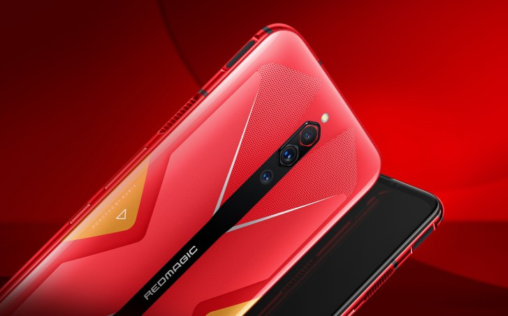 ZTE Nubia Red Magic 5G Officially Released With 16GB LPDDR5 RAM, 144Hz Display, SD865 and More
