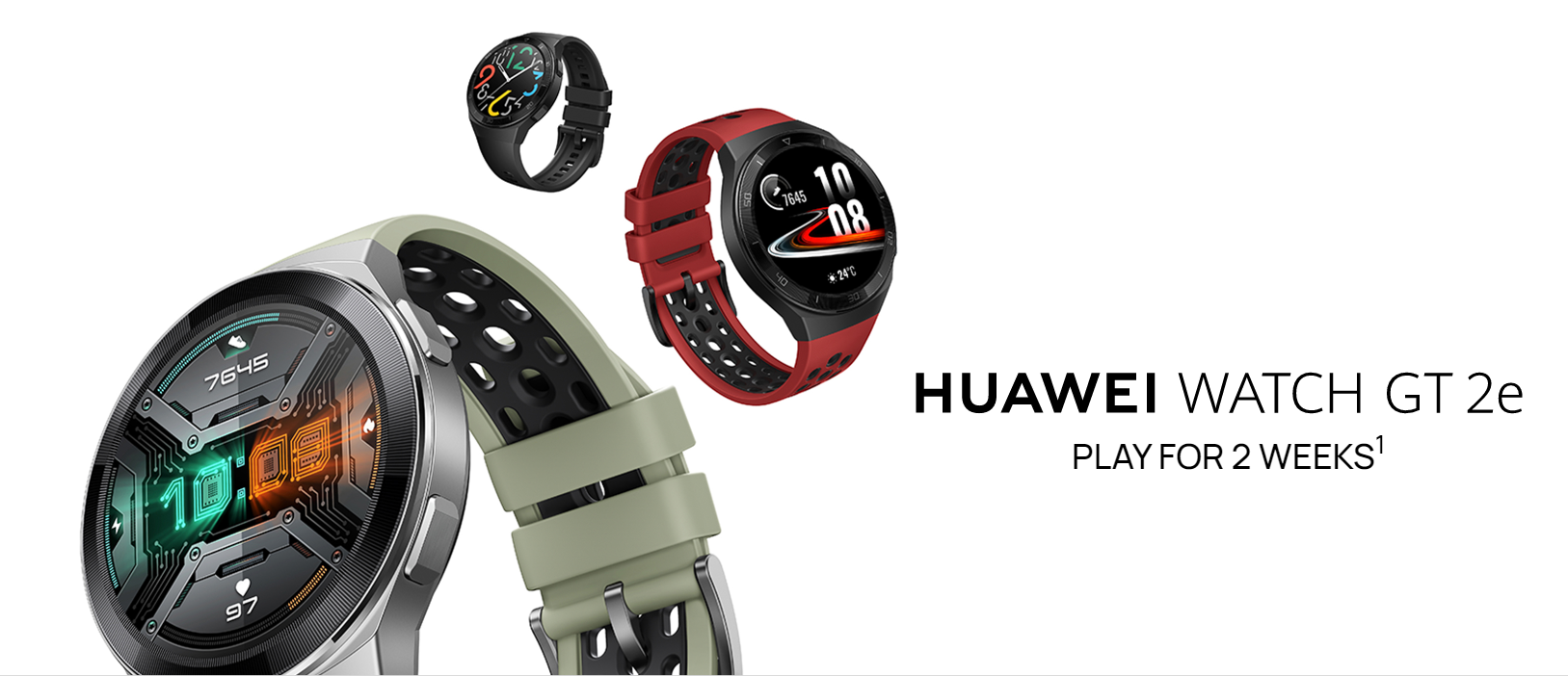 Huawei Watch GT 2e Launched in Nepal | Improved Version of Watch GT 2