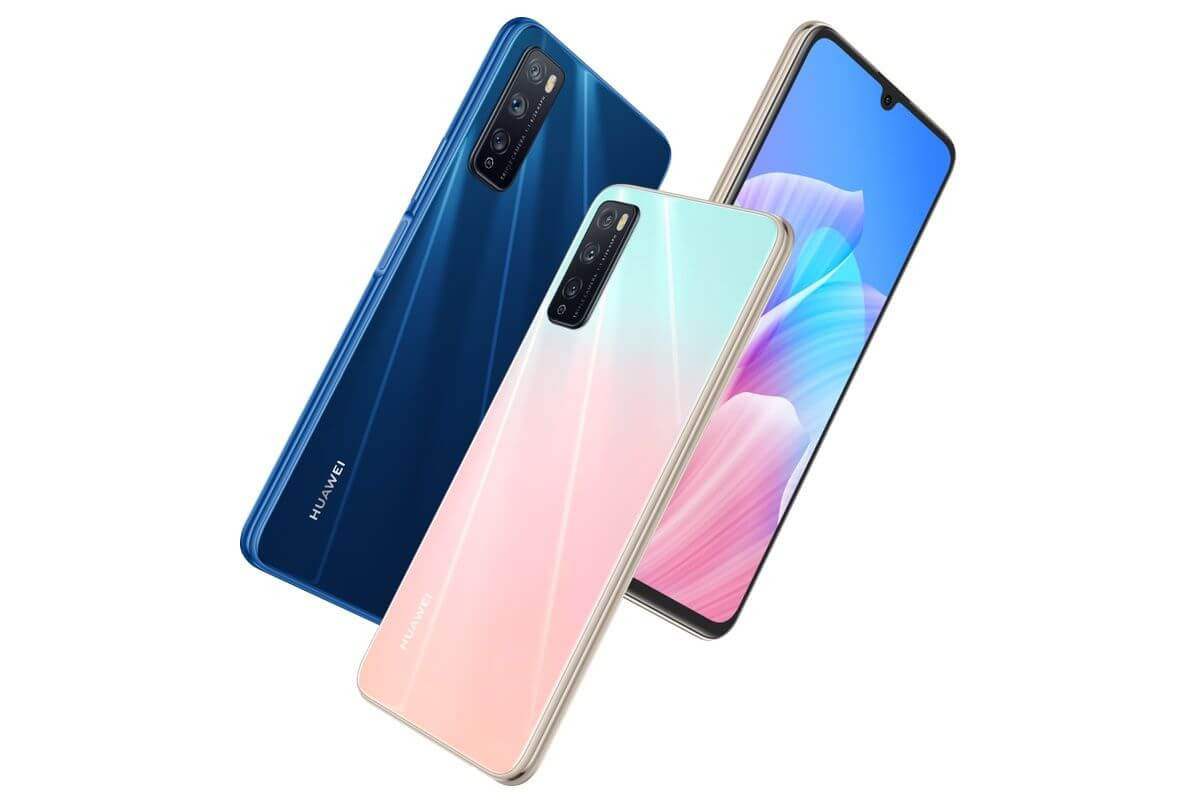 Huawei Enjoy 20 Pro launched Officially | FHD+ 90Hz display, Dimensity 800, & More