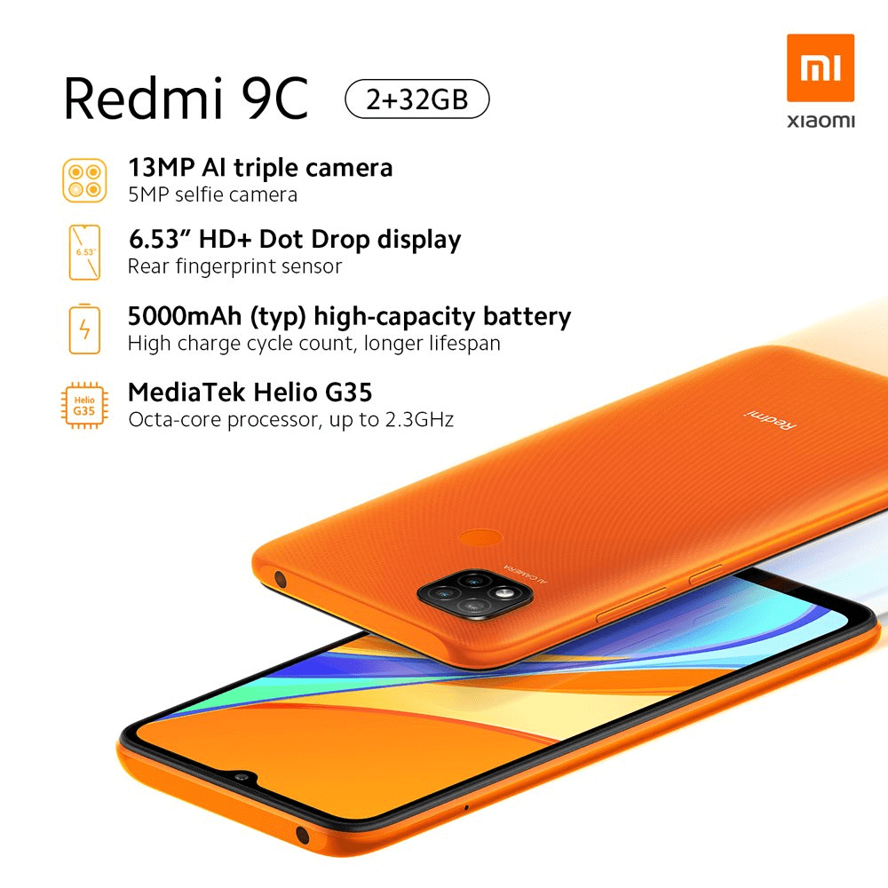 Redmi 9C Officially Launched in Nepal | 2/32GB & 3/64GB Variant Available
