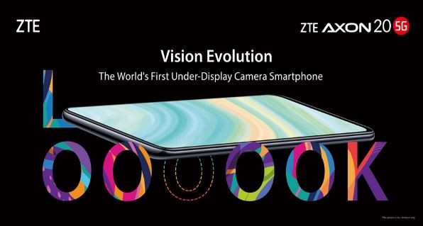 ZTE Axon 20 5G Launched | World's First Under-Display Camera Phone is now Commercial
