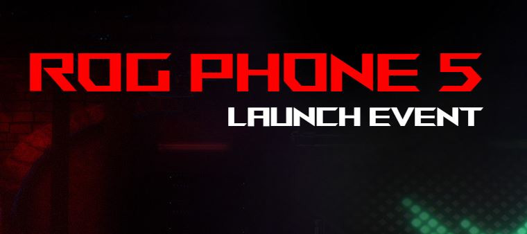 Cnfirmed ! Asus ROG Phone 5 will debuts on March 10