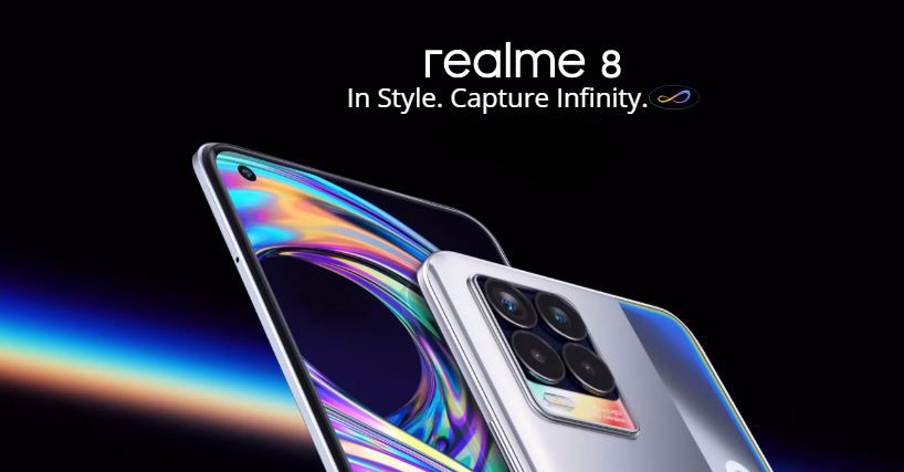 Realme 8 Launched in Nepal | Checkout Price & Specs