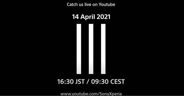 April 14 | Launch event of New Sony Xperia Smartphone