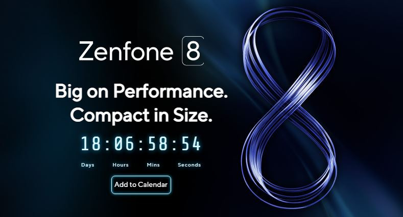 ASUS ZenFone 8 to launch on May 12 | 3 Variants On the Way