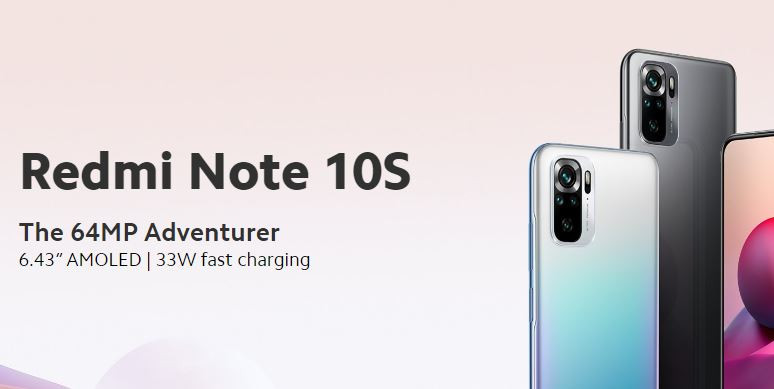Redmi Note 10S Goes Official in Nepal | New Variant with New Specs