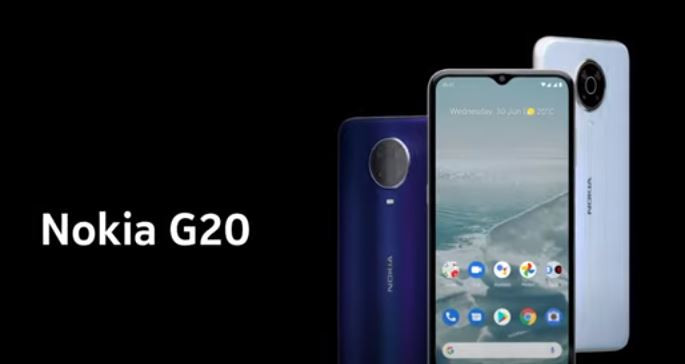 Nokia G20 Launched in Nepal | Check the Price & Specs