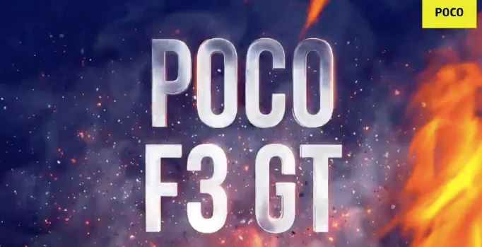 Poco F3 GT Confirmed for Launch in Q3, 2021