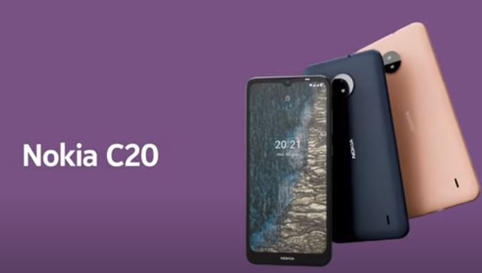 Nokia C20 Launched in Nepal   Best for Rs. 11K ?