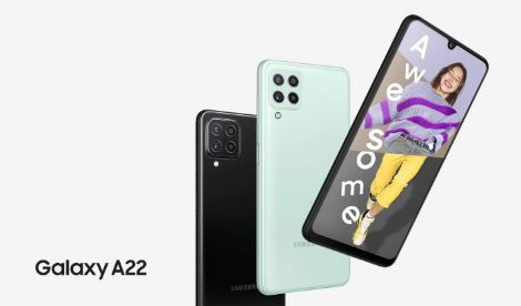 Samsung Galaxy A22 Price in Nepal | Samsung A-Series in Nepal
