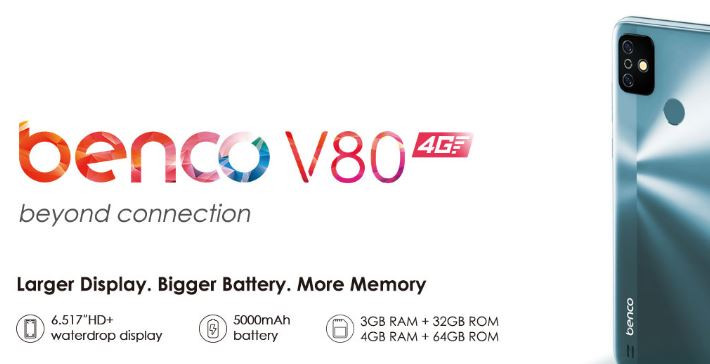 Benco V80 Launched in Nepal | Find Price and Specs