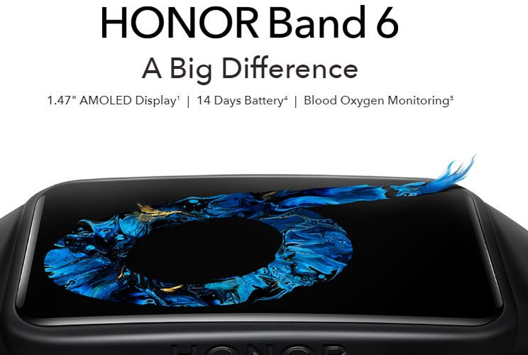 Honor Band 6 Price in Nepal | Priced Below Rs. 7K