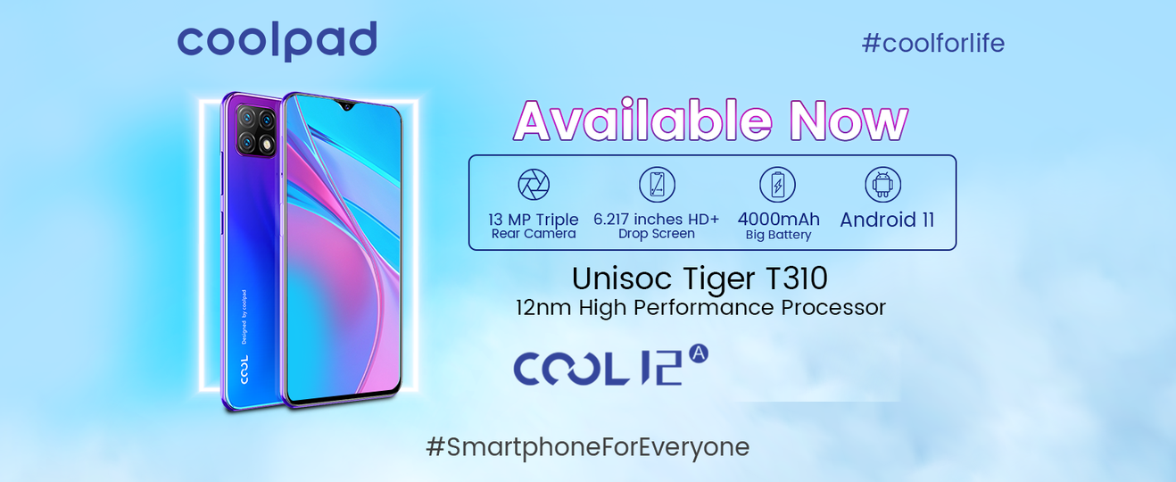 Coolpad Cool 12A Launched in Nepal | Check Price & Specs