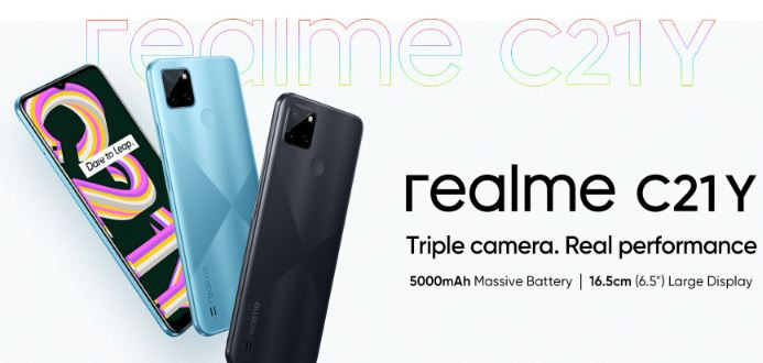Realme C12Y Launching on August 27 | Entry-Level Smartphone