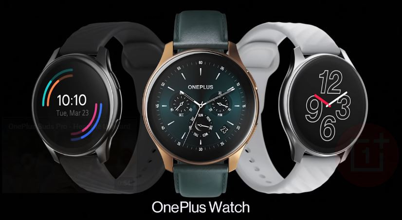 OnePlus Watch Launched in Nepal | Find Price & Specs